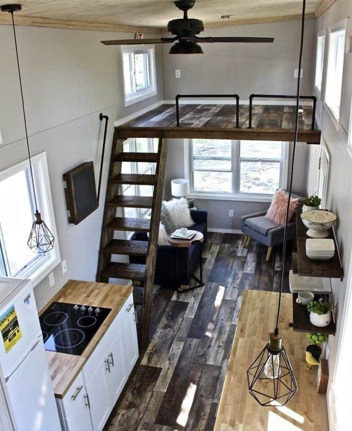 49 Cool Tiny House Design Ideas To Inspire You Godiygo Com Tiny House Design Tiny House Interior Design Tiny House Living