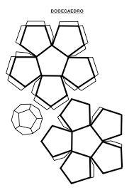 Resultado de imagen para cuerpos geometricos para armar