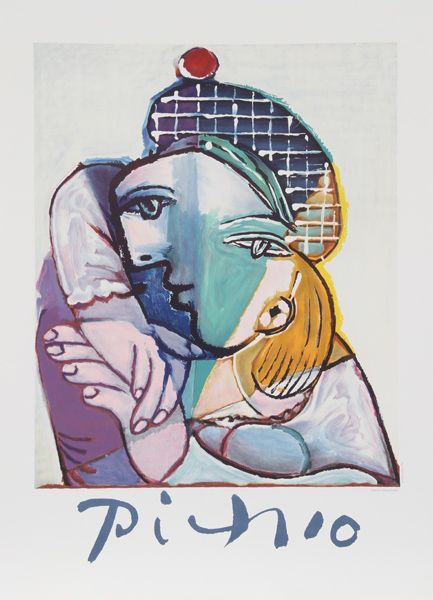 Pablo Picasso Print - Estate Collection