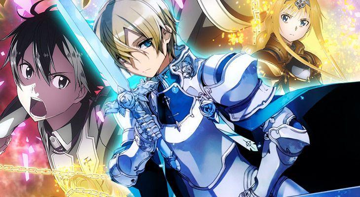 Sword Art Online Alicization Wallpapers Hd