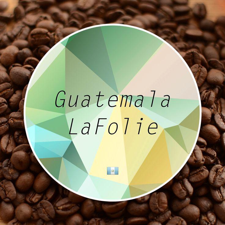 【 焙煎:中煎り】  フローラル感やリンゴのような豊かな酸をお楽しみいただけるコーヒーです!   ラフォリー農園はグアテマラの優良なスペシャルティーコーヒーの産地アンティグアにあります。3つの火山に囲まれ、豊かな土壌や昼夜の寒暖差ですばらしいコーヒーが生まれる産地です!   生産地 :グアテマラ アンティグア ホコテナンゴ 農園 :ラフォリー 栽培品種 :イアゥト カ、ンボルブ、カピィテ 標高 :1618m 精製処理 :フリーウォッシュド