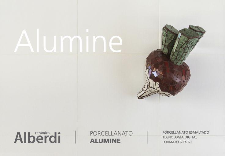 Alumine FORMATO: 62 X 62 CM