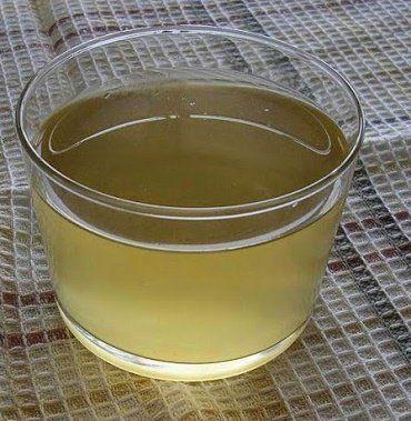 ¡Agua de berenjena con limón para aplanar el abdomen!