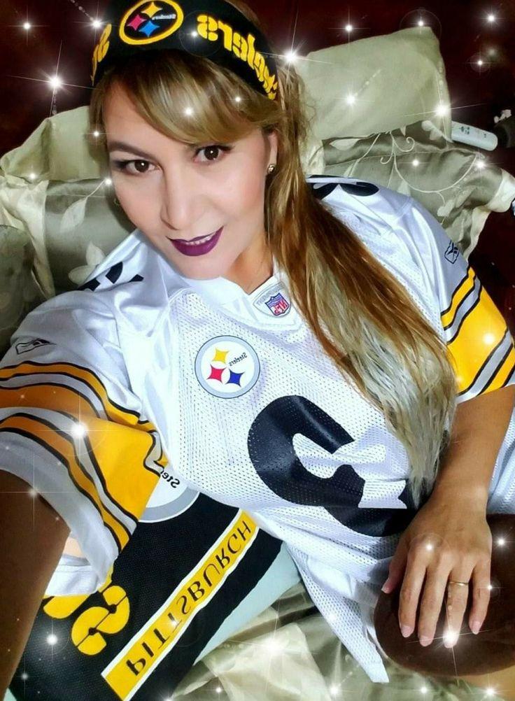 Pin by AL Lopez on Steelers girls Steelers girl