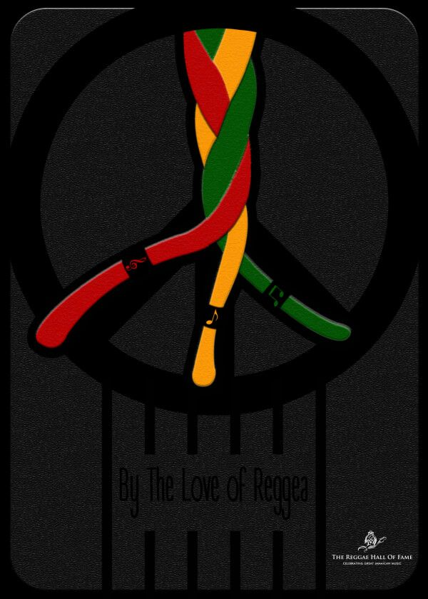 By The Love of Reggea | Turkey | International Reggae Poster Contest