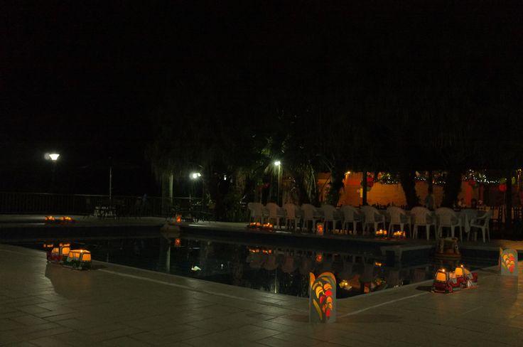 Noches de descanso en Casroma Finca Hotel, Quindío, Colombia.