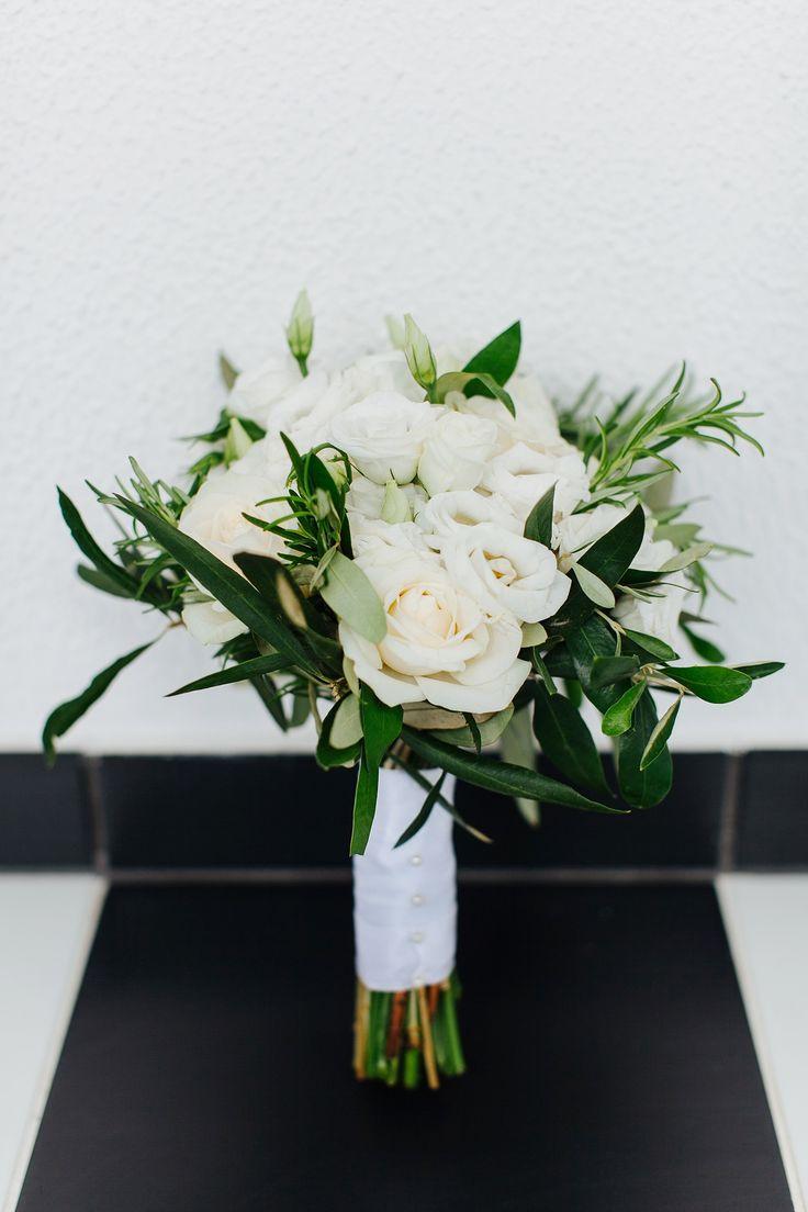 Bridal bouquet EVGENIYA