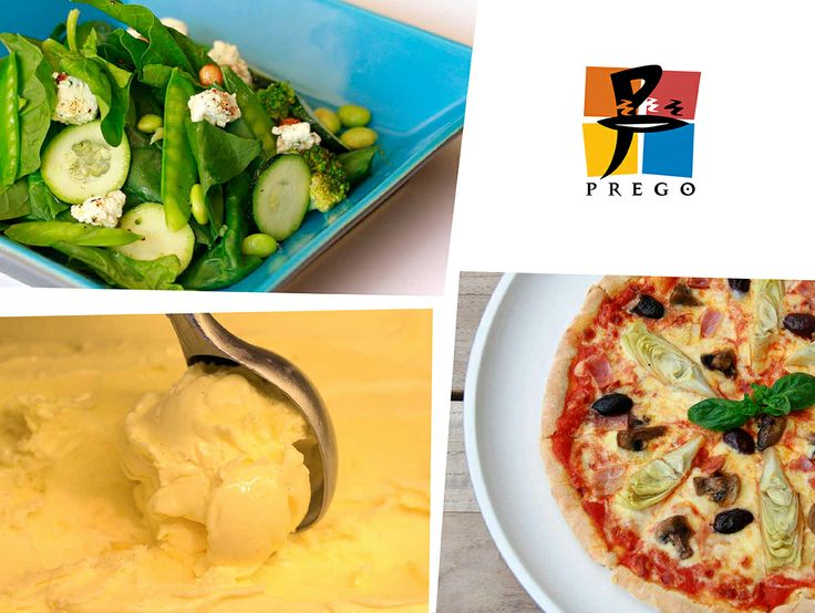 We invite you to take delight in unlimited garden fresh salads, delicious pizzas and homemade gelatos for your dining pleasure at Prego.