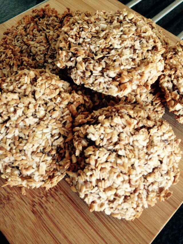 Cinnamon oatmeal cookies - 90 daysss plan - The Body Coach - Cycle 1