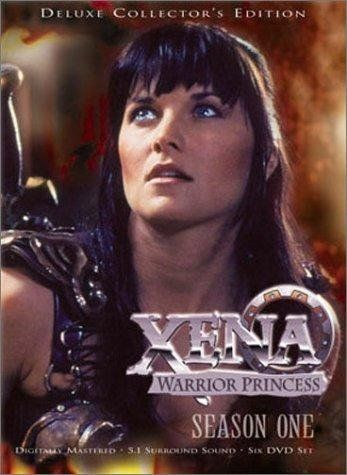 Xena: Warrior Princess (1995-2001)  I kind of want to rewatch some of this to see if it's as cool as I remember.