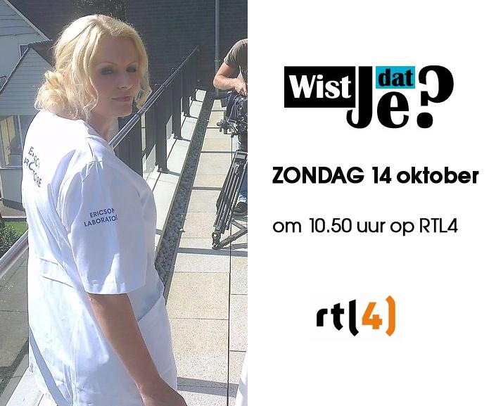 Uitzending gemist? Hier vind je de uitzending op internet. De herhaling op RTL4 is zaterdag a.s. om 14.00.