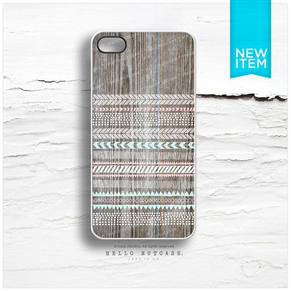 iPhone 4 and iPhone 4S case Geometric Tribal by HelloNutcase, $19.00
