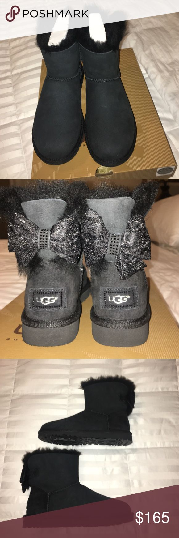 ugg boots with strings