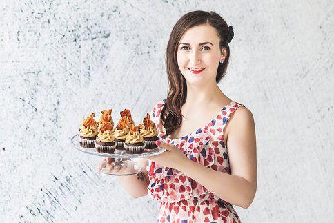 Genderové předsudky stranou, mám empiricky ověřeno, že tyhle cupcakes fungují nejen na muže!