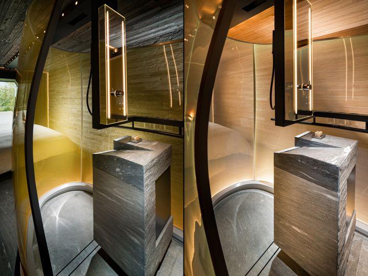 7132 Hotel guest rooms by Morphosis, Vals – Switzerland » Retail Design Blog