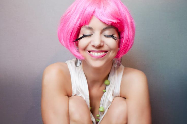 Photo by Tashia Potter of Sun Six Media www.sunsix.ca #photography #fashionphotography #fashion #pinkhair #eyelashes #art #model