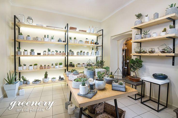 Greenery! A stylish place with special products! #greenery #greeneryartofplants #interior #decoration #chania #crete