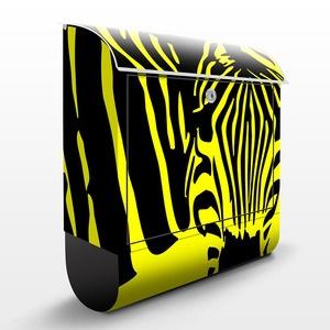 Zebra Pop Letterbox