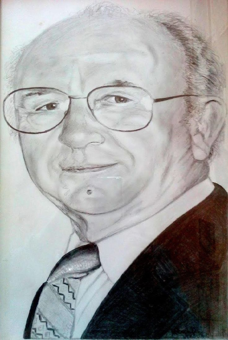 id. Hodgyai Sandor pencil portrait