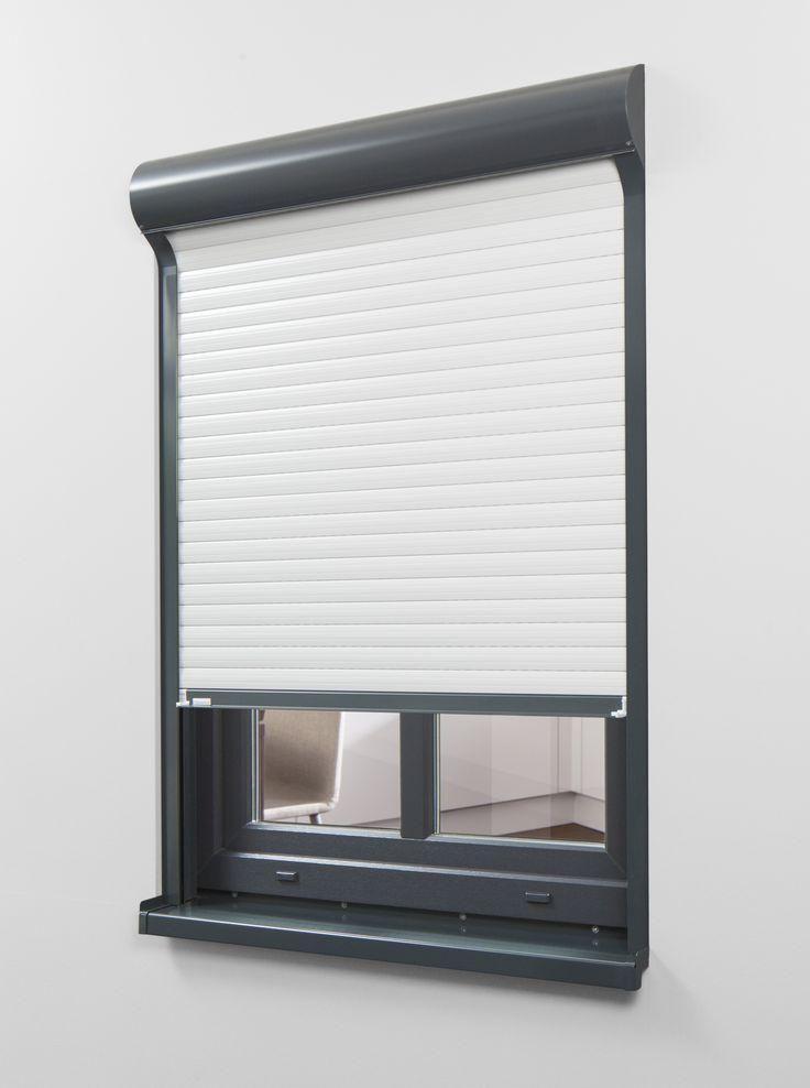 Jetzt Vor Kalte Fremden Blicken Und Einbrechern Schutzen Mit Unserem Eleganten Vorbaurollladen Im Trendigen In 2020 Fenster Mit Rolladen Rollladen Hausverkleidung