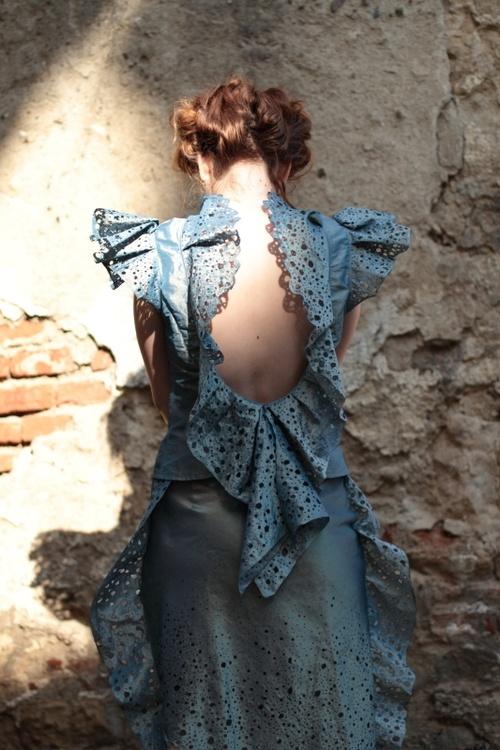 ⌤ lace ⌤: Daydreaming Lace, Fashion Backsx, Collection 2014, Spring Collection, Blue Lace, Spring Summ 2011, Fashion 2013, Dreams Dresses, Lace Dresses