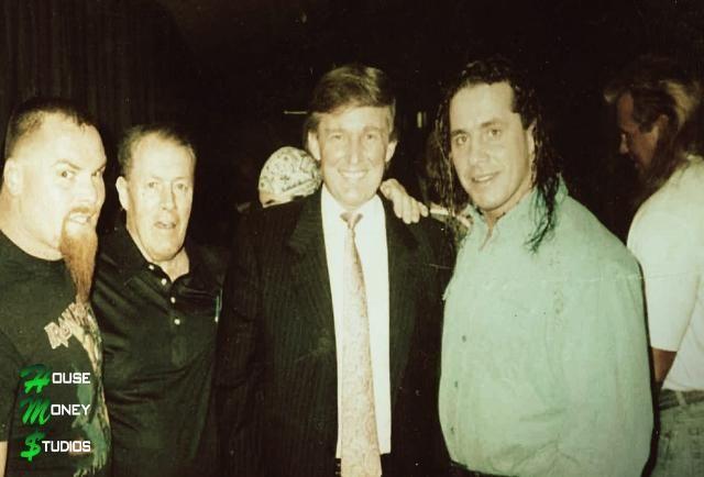 Bret Hart Recalls Meeting Donald Trump, Weighs In On Linda McMahon And Sharpshooter Funding