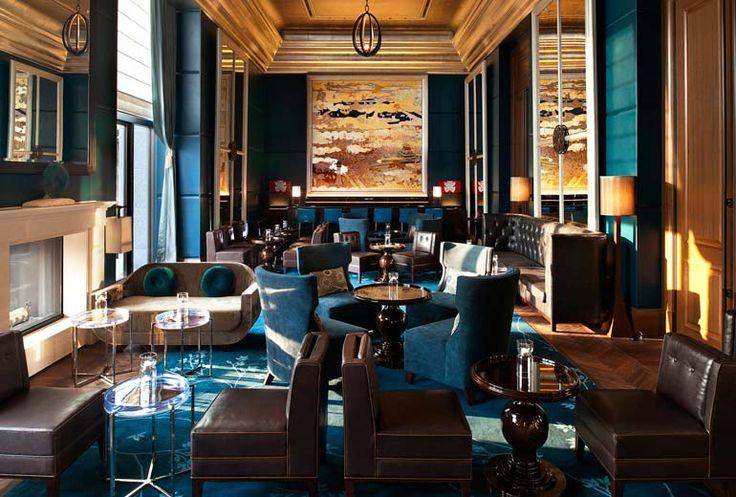 The St. Regis Osaka - St.Regis Bar - Japan & Luxury Travel Advisor – luxurytraveltojapan.com - #Luxuryhotels #Osaka #Japan #Japantravel #stregisosaka