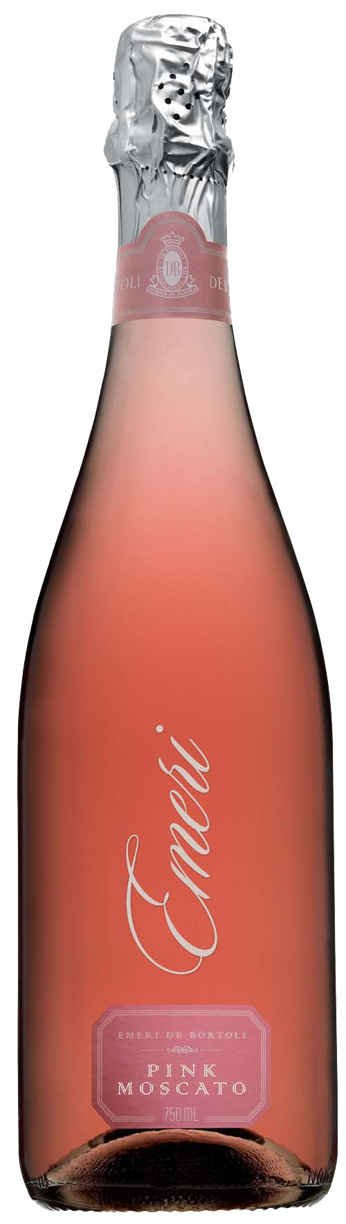 Emeri Pink Moscato- sweet wine fans HAVE to try this one...
