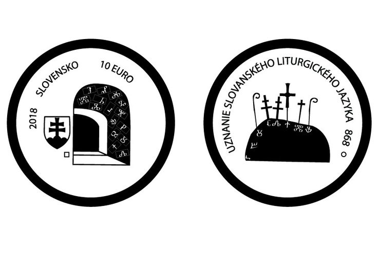 proposal commemorative coin for the Slovak National Bank