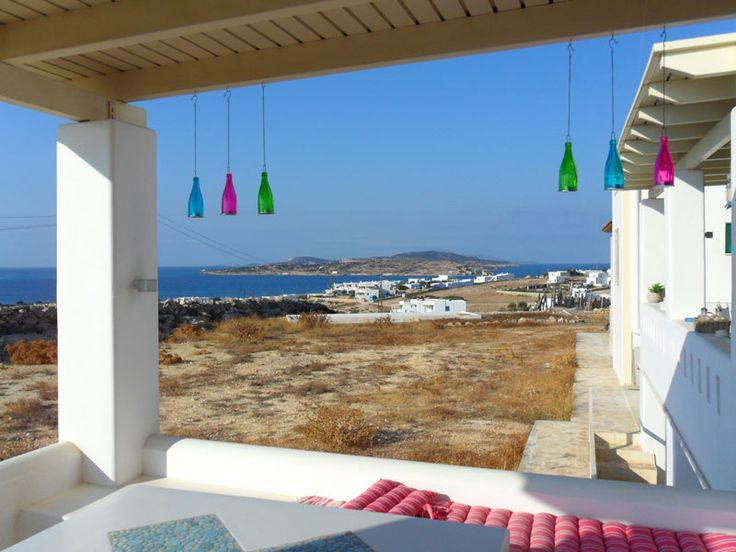 Koufonisia Greece- Thea Thalassa Apartments