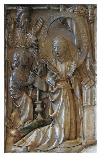 Annunciation First Joyful Mystery
