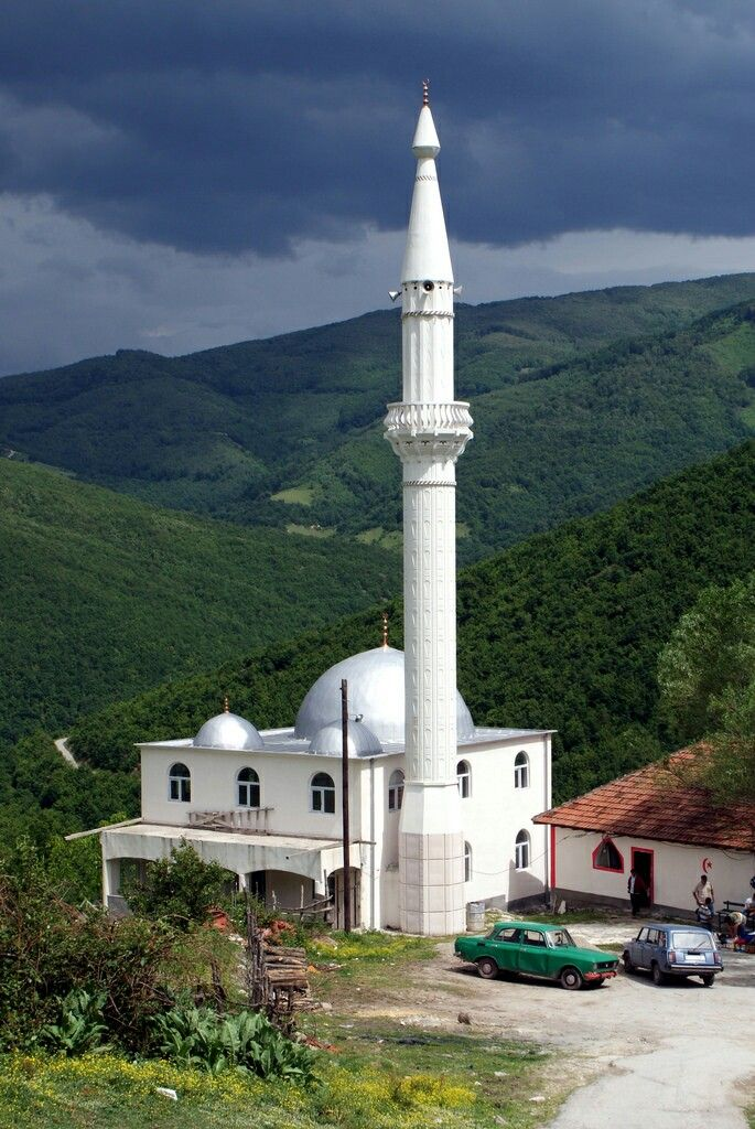 Elovo Mosque, Macedonia