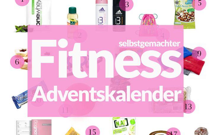 Last Minute Fitness-Adventskalender für Sportliebhaber