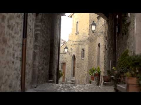 Bellissima clip sull'Umbria
