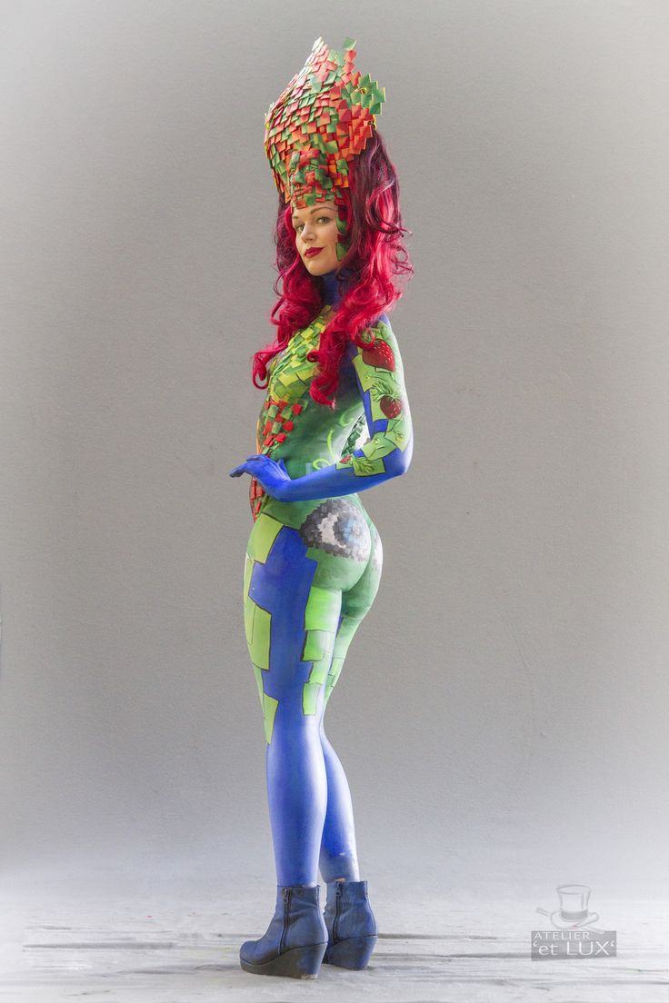 46 best WBF 2014 | SFX Bodypainting Award images on ...
