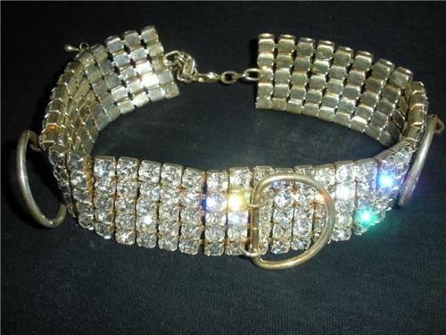 Fancy collars bdsm