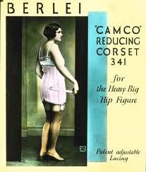 Camco reducing corset 341 by Berlei