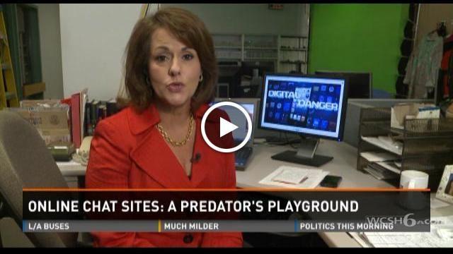 Digital Danger: Online Chat Sites