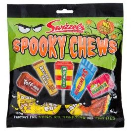 A selection of Swizzels chewy sweets - Perfect for Trick or Treating this Halloween!