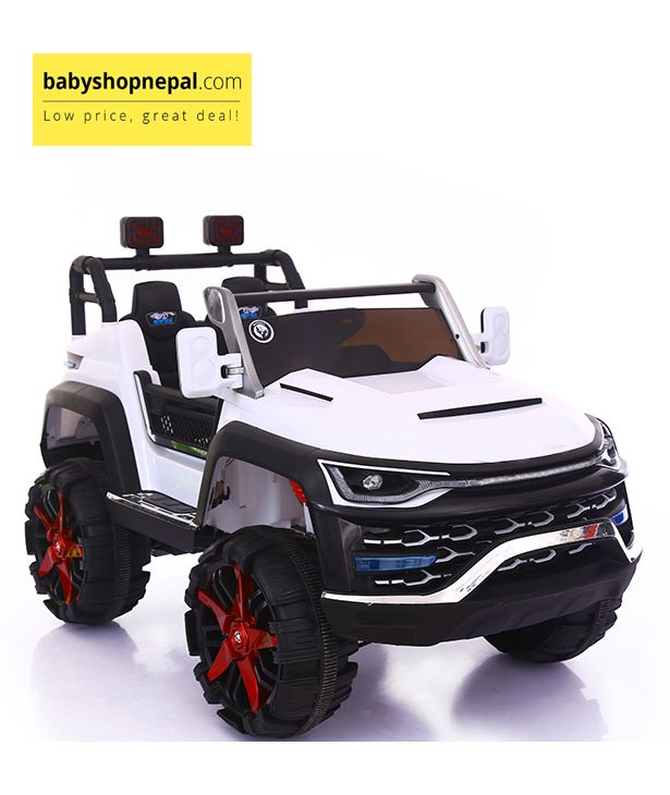 Power Wheels 4 Motors Electric Jeep For Big Kids Power Wheels