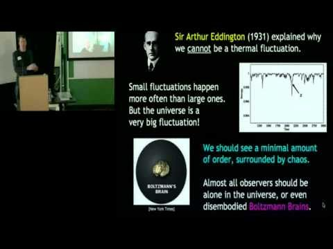 The Origin of the Universe and the Arrow of Time | Sean Carroll