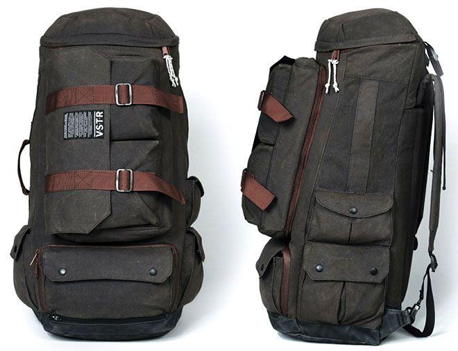 VSTR Nomadic Pack.Backpacks, Fashion, Vstr, Travel Bags, Nomad Pack, Design Handbags, Kelly Slater, Duffle Bags, Men Wear