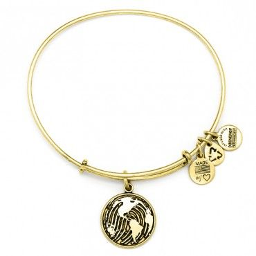 Make Your Mark Alex and Ani bracelet in gold!! YES YES YES PLEASE!! This would be perfect to represent both my semester and service abroad!