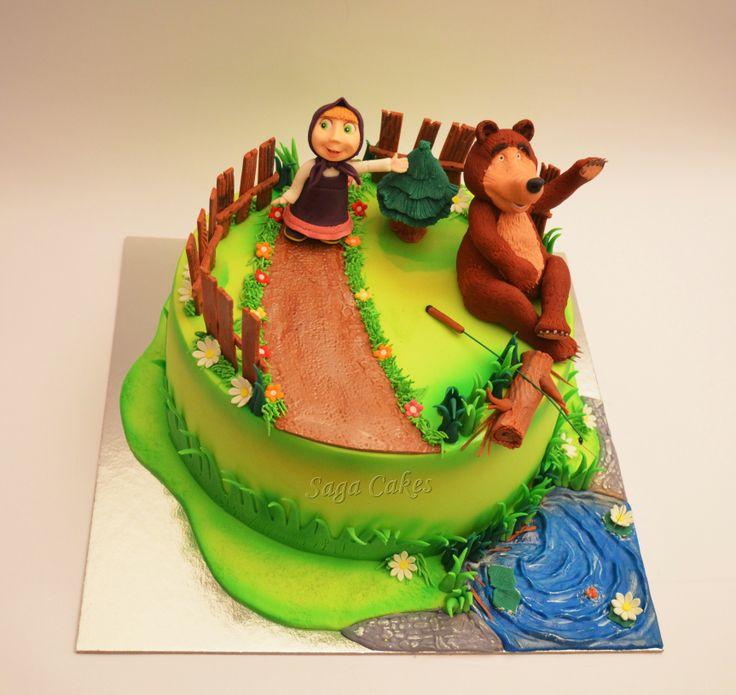 masa i medved https://www.facebook.com/saga.cakes