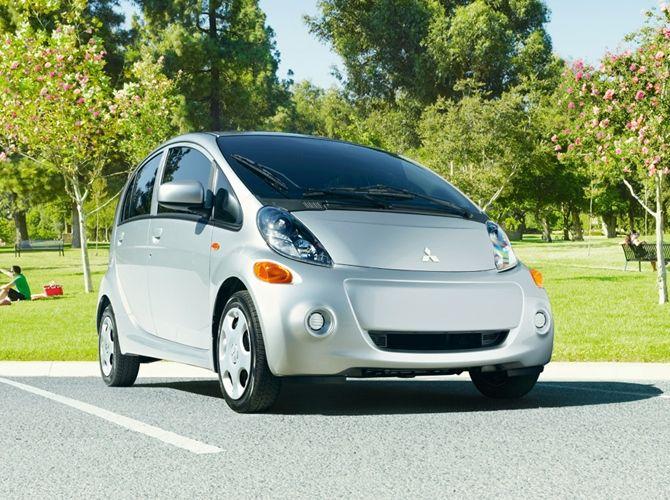 Mitsubishi i-Miev : véhicule électrique