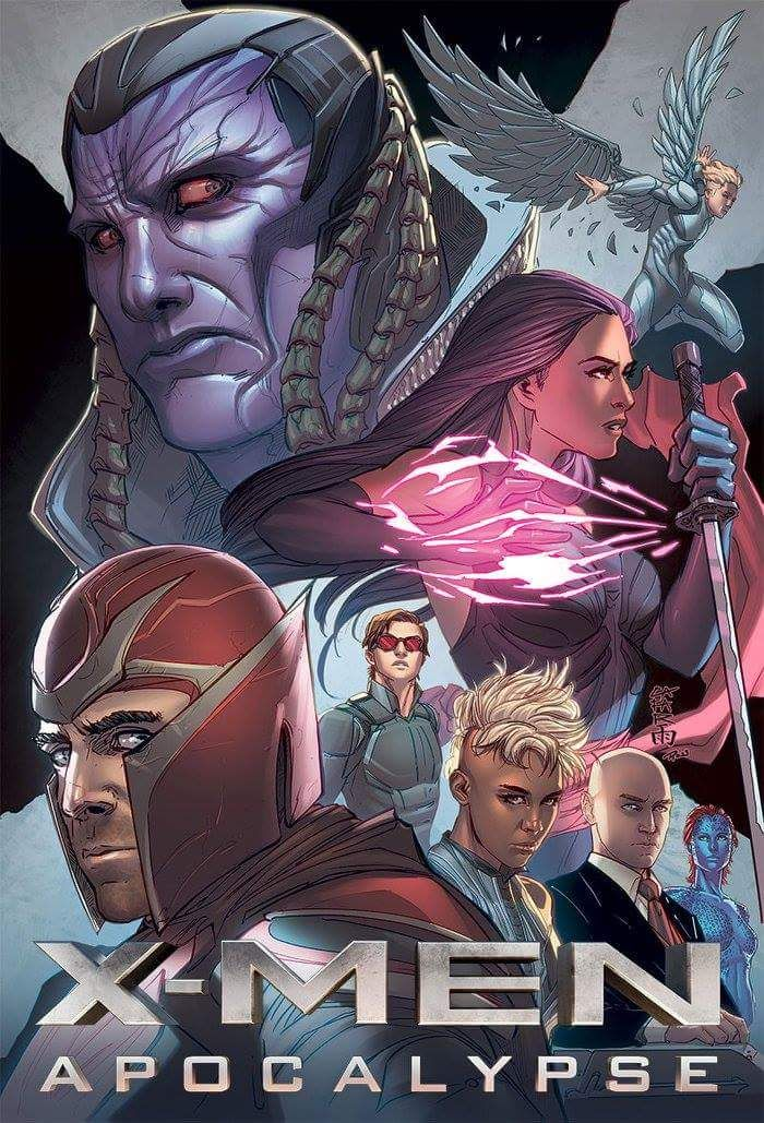 手机壳定制cheap sport shoes india X MEN Apocalypse poster art