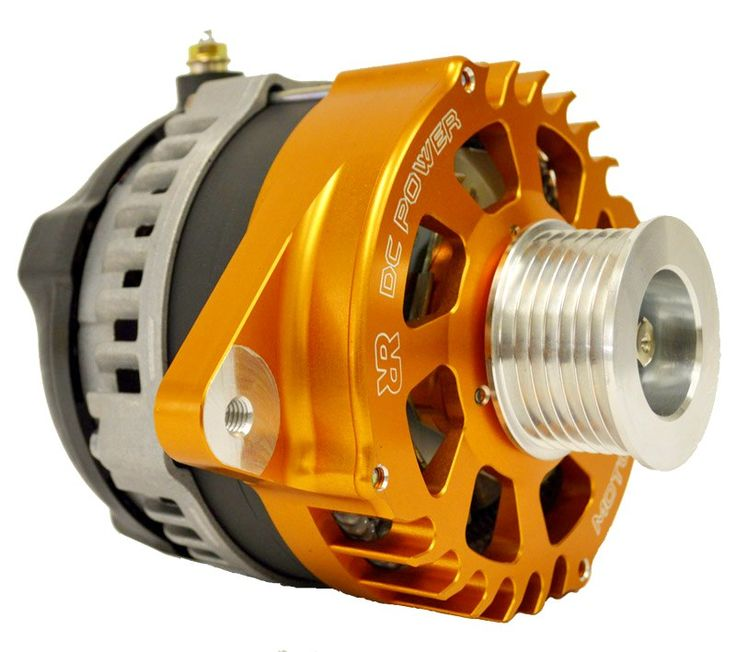 Nissan Pathfinder 2004-2012 (R51) Pathfinder High Output Alternator