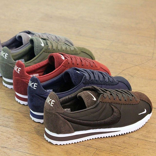 Classic Cortez SP @nike in store & online #colette #Nike