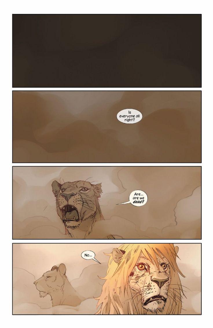 Page 21, Pride of Baghdad read online