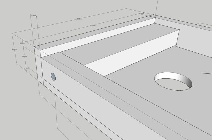 Blinde wandplank met verlichting   Keuken   Pinterest   Met